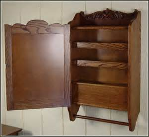 oak medicine cabinet without mirror wood medicine cabinet with mirror home design ideas