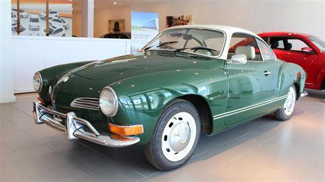 karmann ghia green find of the week 1970 volkswagen karmann ghia coupe