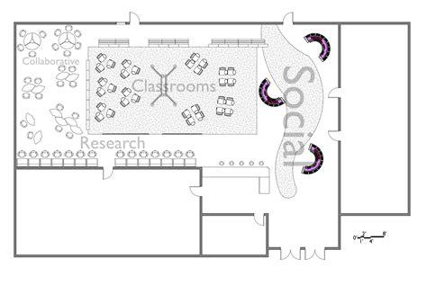 school library floor plan transforming frontier high school library part ii the