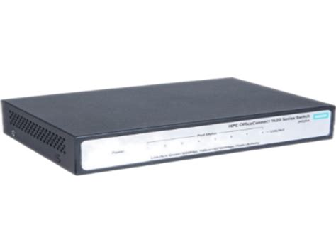 Hp Jh329a Switch 8 Gigabit 1420 8g hpe officeconnect 1420 8g switch hp 174 official store