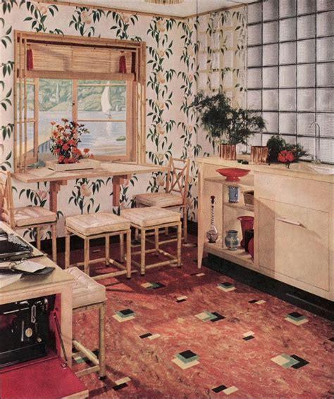 1930 kitchen 1930s kitchen in a linoleum ad 1930s kitchen design inspiration remodeling vintage kitchens 1939 armstrong linoleum ad