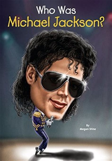 michael jackson graphic biography who was michael jackson by megan stine reviews