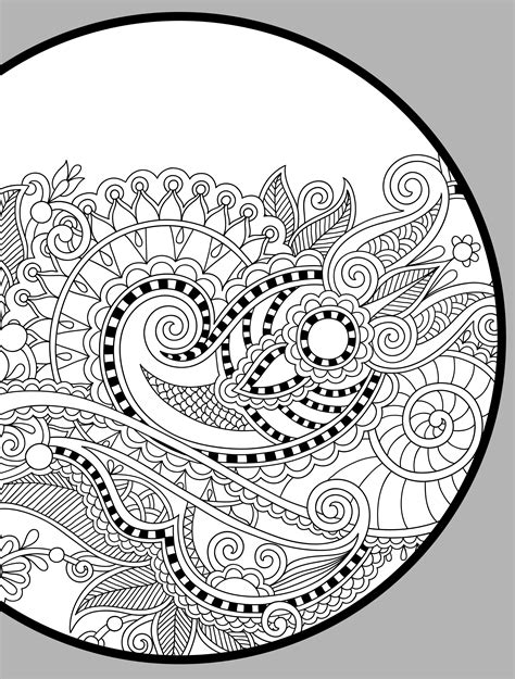 high quality coloring pages for adults 1000 images about coloring pages on