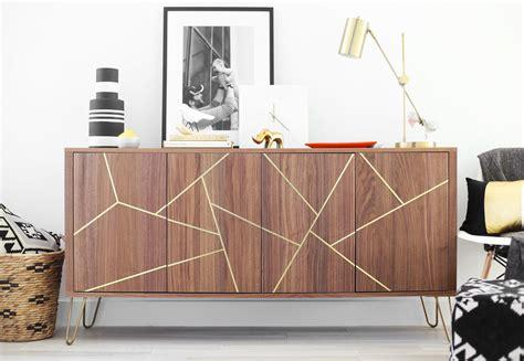 Ikea Sideboard Hack by Mid Century Modern Ikea Hack Sideboard Kristi Murphy
