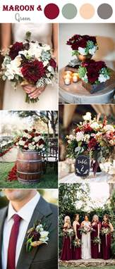 fall wedding colors the 10 fall wedding color combos to in 2017