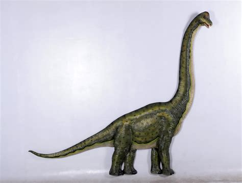 Ice Decorations Dinosaur Brachiosaurus Wall Decor Statue