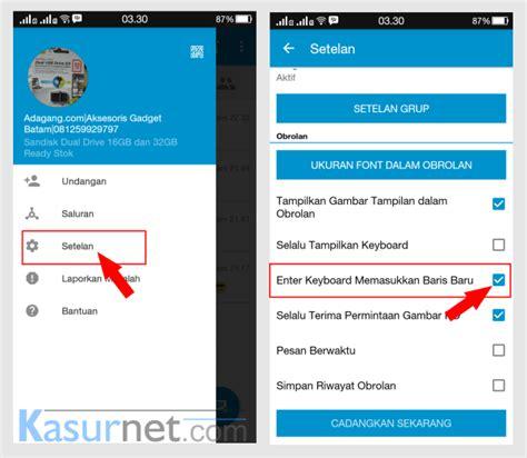 cara menggunakan kuota facbook bbm unlimitid pro cara menambahkan tombol enter di bbm android kasurnet com