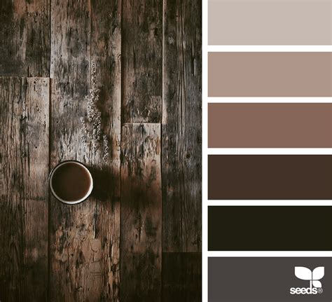 rustic color by collection design seeds