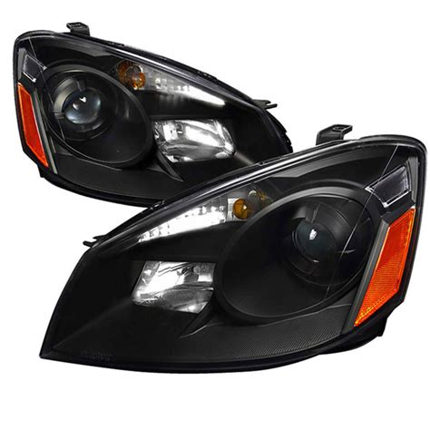 2005 altima lights 2005 2006 nissan altima depo replacement projector