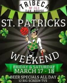 tribeca tap house st patrick s weekend at tribeca tap house murphguide nyc bar guide