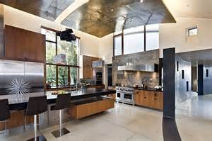 High Ceiling Kitchen Design Creative Ideas For High Ceilings