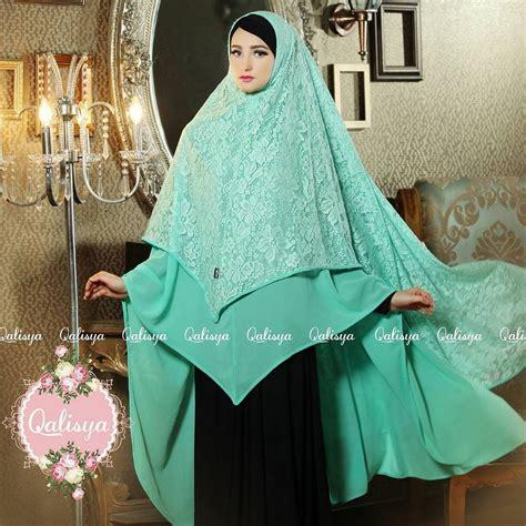 Jilbab Jumbo Nuriza Ori Quail khimar jannata ori by qalisya jilbab syar i jumbo cantik terbaru