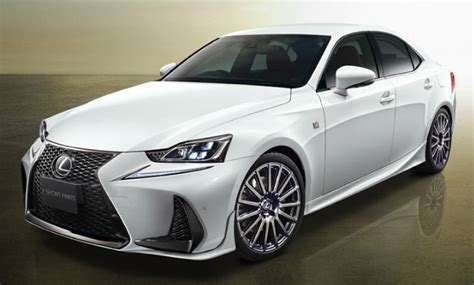 2019 Lexus Is F by 2019 Lexus Is 250 F Sport Colors Release Date Redesign