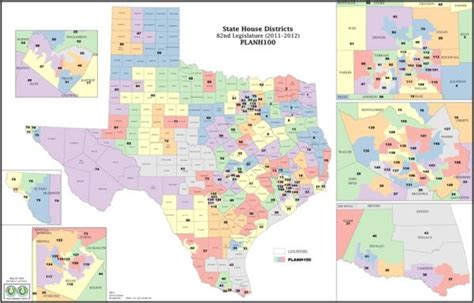 texas state representative map court texas house districts unlawful unconstitutional panel of judges 2 1 against