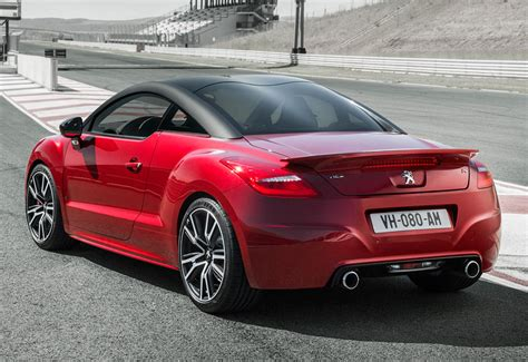 2014 peugeot rcz r specifications photo price