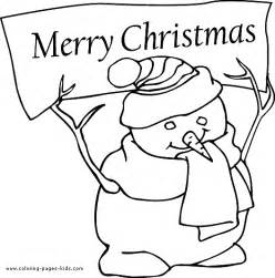 free coloring pages disney merry christmas