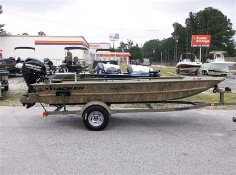 tracker boats grizzly tracker grizzly 1654 boats for sale boats