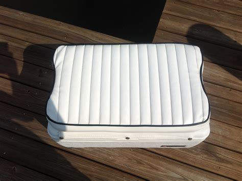 cooler with seat cushion igloo cooler seat with cushion 50 the hull