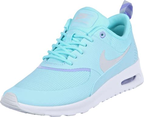 nike air max thea w shoes turquoise