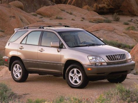 lexus rx 2002 2002 lexus rx 300 reviews specs and prices cars com