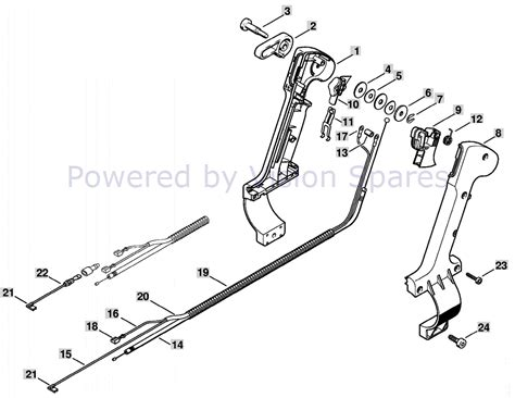 stihl br 600 parts diagram br 340 stihl backpack blower parts manual wiring library