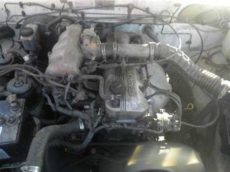 mazda bravo ford courier g6 2 6 engine