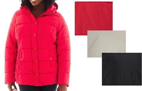 Blazer St Plus st s bay s plus puffer jacket solid polyester sizes 1x 2x 3x new ebay