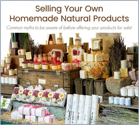 Selling Handmade Products - selling products facts and myths of selling