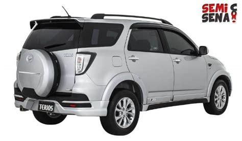 Alarm Mobil Daihatsu harga baru daihatsu terios tx manual