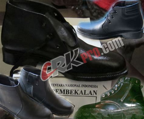 Sepatu Pdh Anak sepatu pdh security satpam polri polisi pamong praja