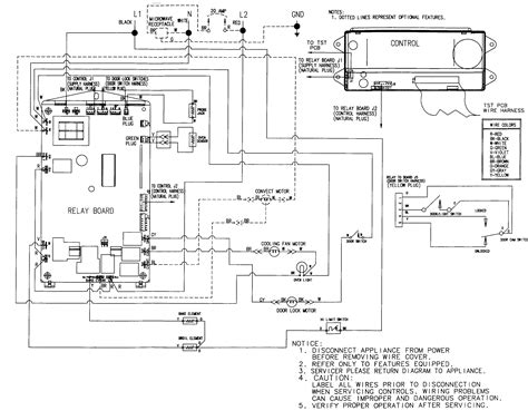 Wiring Diagram For A Jenn Air Jmw9527cab Wall Oven