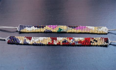 how to end a beaded loom bracelet diy bead loom bracelet all the go to heaven