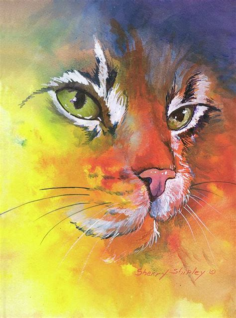 Cat Acrylic featured by the images that excite you contest
