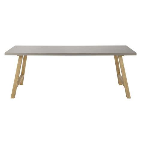 Charmant Table Salle A Manger Maison Du Monde #1: table-de-salle-a-manger-effet-beton-cire-l-220-cm-vermont-1000-1-39-156044_1.jpg