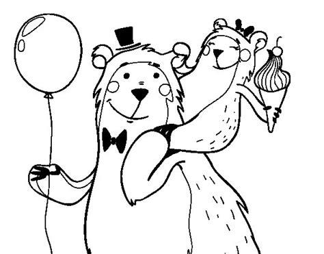imagenes de ositos kawaii para colorear dibujo de pap 225 oso para colorear dibujos net