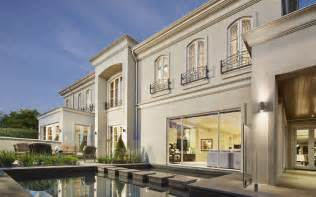 Neo Classical Homes love french styles discover the bordeaux home
