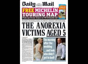 newspaper front pages uk