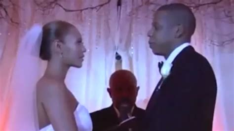 inside the crumbling marriage of jay z and beyonc page six jay z shares rare look inside wedding to beyonc 233 in