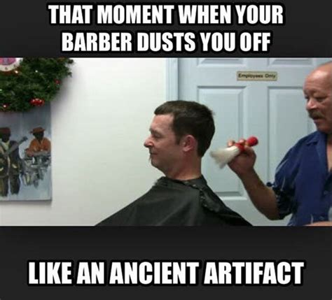 Funby Memes - after your haircut