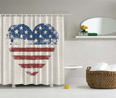 stars and stripes home decor americana home decor patriotic usa flag heart stars and
