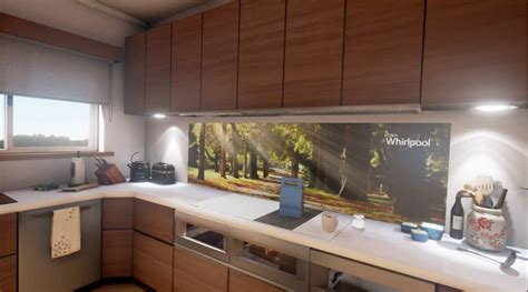 kitchen of the future whirlpool 174 interactive kitchen of the future youtube