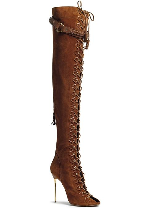 style pantry knee high lace up pucci boot
