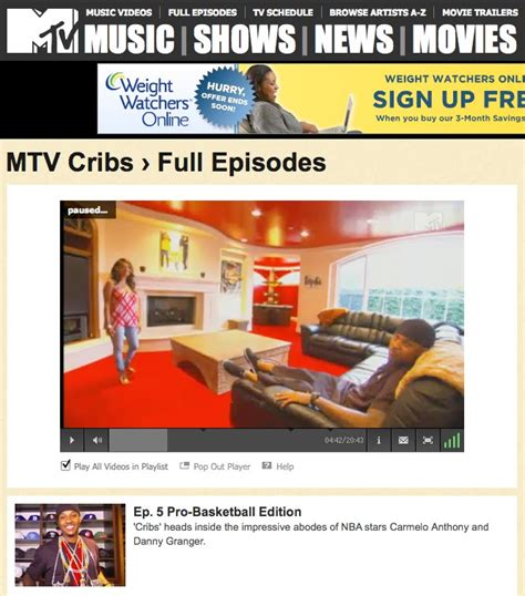 Mtv Cribs Episodes by Alonys Gallery Spill Alonys Seen On Mtv Cribs