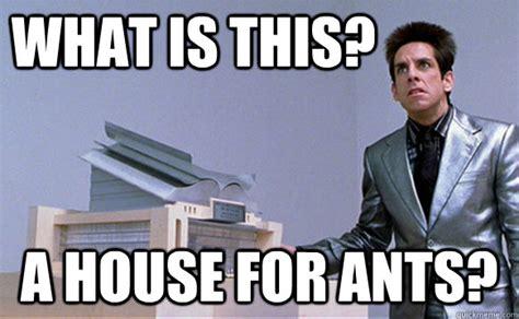 Whats A Meme - zoolander ants memes quickmeme