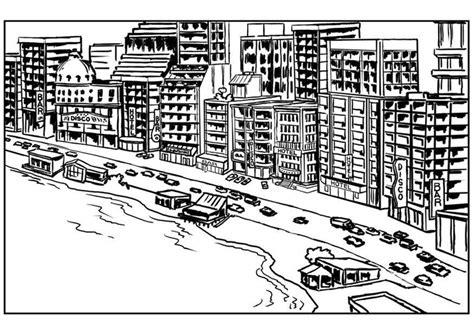 disegnare un appartamento disegno da colorare appartamenti sulla costa cat 7529