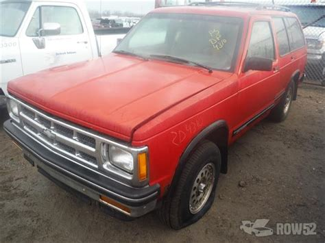 light truck parts kalamazoo any first gen 1982 93 s10 s15 people in here need