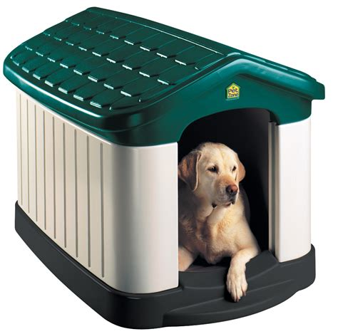 heated and air conditioned dog house large insulated heated air conditioned dog houses free ship no tax