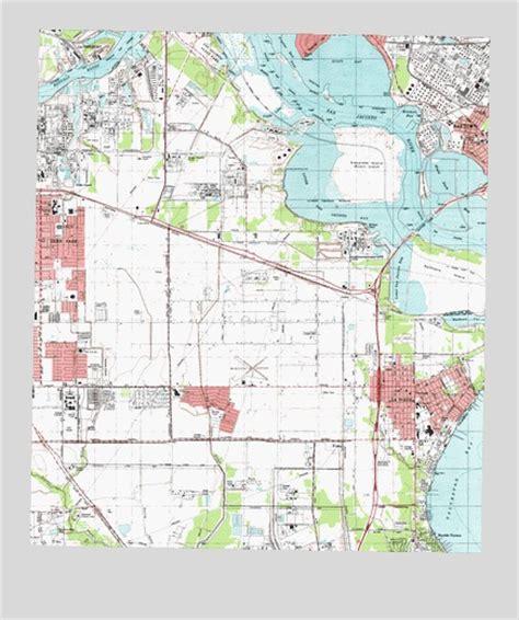 map of laporte texas la porte tx topographic map topoquest