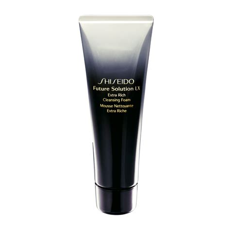 Shiseido Future Solution Lx shiseido future solution lx rich cleansing foam