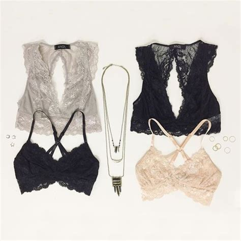 instagram layout outfits jewels angl bralette bralette lace lace bra lace